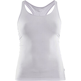 Craft Essential Racerback Singlet Dame white